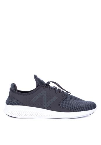 New Balance black Coast Lifestyle Sneakers 7136ESHED80E88GS_1