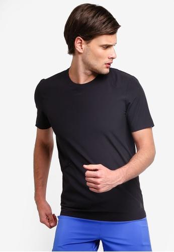 Reebok 黑色 訓練T恤 B83CAAA8BE2EE3GS_1