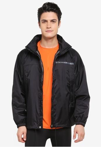 5ca7d11cb6bc Calvin Klein black Osens Jacket - Calvin Klein Jeans 32DEFAACEC2120GS_1