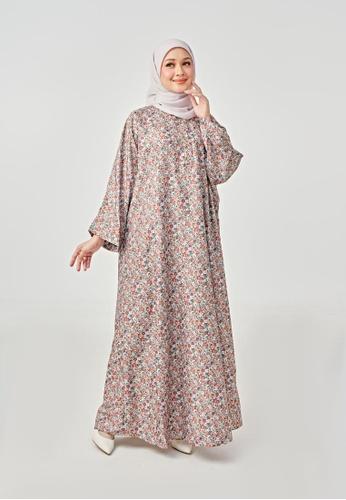 Imaan Boutique black Yoori Kaftan 2.0 Jimin E9D98AA0FE7348GS_1