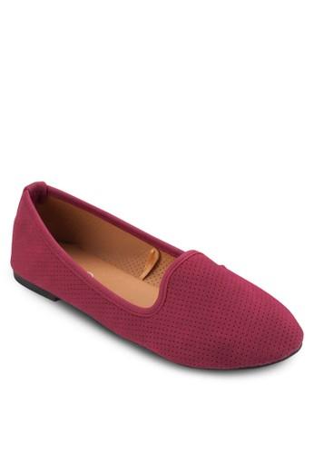 Sadie esprit home 台灣素色平底鞋, 女鞋, 鞋