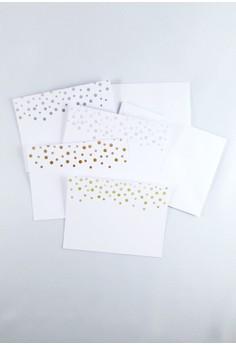 Sparkles Mini Notecards Set
