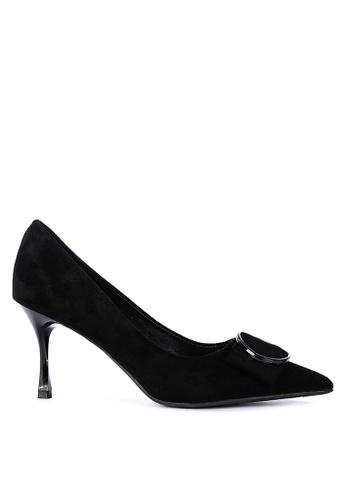 ABOUT A GIRL black Pointed Toe Heels 0B2C4SHA0A6449GS_1