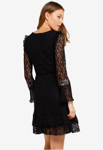 Shop French Connection Bella Sparkle Embellished Lace Dress Online ... 07e75028d