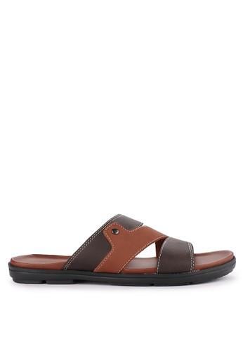 CARVIL brown Sandal Casual Men Antonio-02M B2C1DSH3847434GS_1