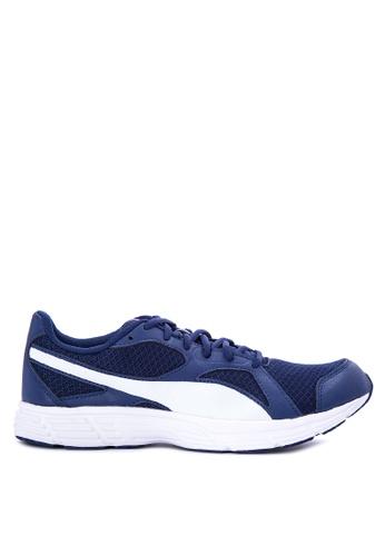 Puma blue Axis v4 GridLifestyle F265ASH78D549AGS_1