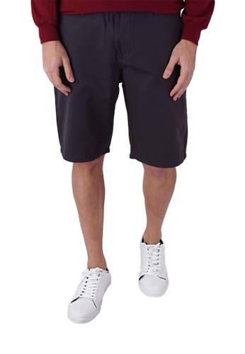 House of Cuff grey Celana Pendek Pria Chino Polos Short Pants Slim Fit Abu tua F8570AAD2DBAC2GS_1