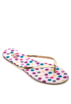 Polka Flat Slides