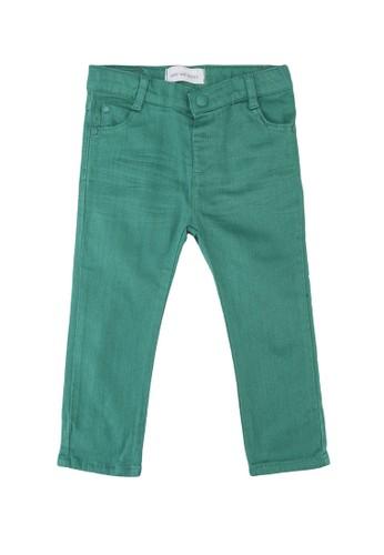 LC Waikiki green Baby Boy Gabardine Trousers 24ED2KA38F9389GS_1