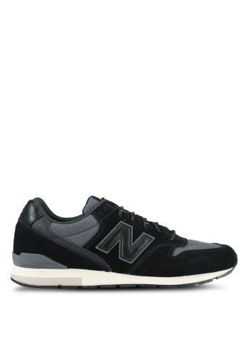 New Balance black 996 Outdoor Essence Lifestyle Sneakers NE323SH0S8NMMY_1