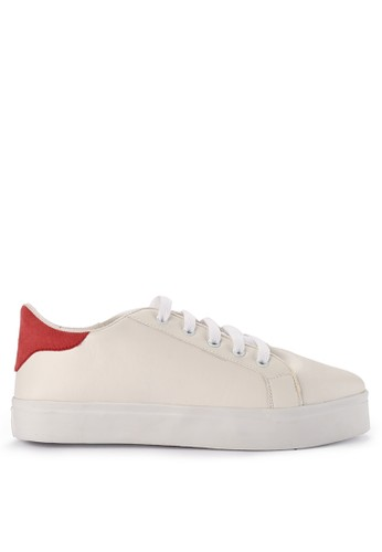 Totally white and multi Sneakers Kafra 2 BFB95SH88204BBGS_1