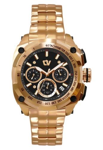 Christ Verra gold Sporty Women's Watches CV C 71094L-15 BLK 00193ACE59CA86GS_1