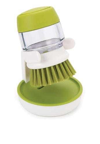 Joseph-Joseph green Palm Scrub Washing-up Brush BEB2BHL51F52B8GS_1