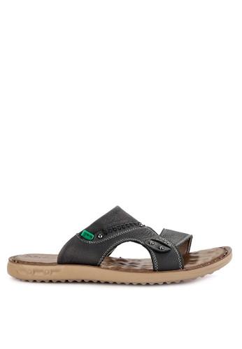 Kickers black Man Shoes 3120B AEF75SH894578BGS_1