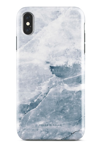 Polar Polar grey Icy Dual-Layer Tough Case Glossy For iPhone XS Max 6D50EACDE427F2GS_1