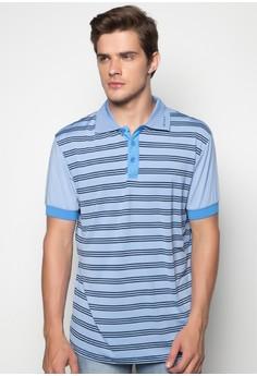 Q+ Streak 5 Polo Shirt