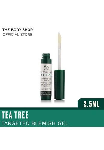 The Body Shop n/a Tea Tree Targeted Gel 2.5Ml 45A5FBE49EB7E5GS_1