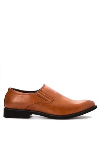 Preview brown 701-1 OXFORD Formal Shoes PR211SH0J9T0PH_1