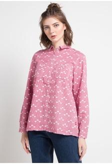 Girl Long Sleeves Shirt 6A34AAA8F46538GS 1 Cardinal ... 1ad15100de