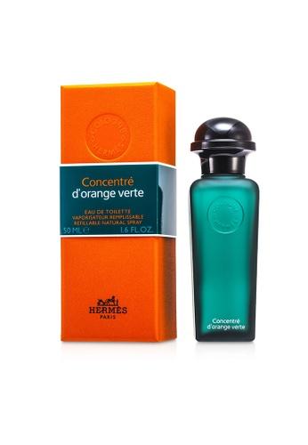 Hermès HERMÈS - Eau D'Orange Verte Eau De Toilette Refillable Concentrate Spray 50ml/1.6oz 7D951BE4412D4DGS_1