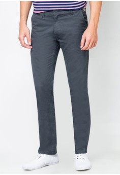 Spencer 057Fine Gray Non Denim Pants