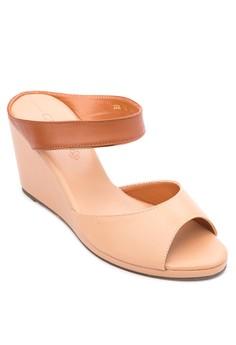 Eli Wedge Sandals