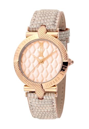 Buy Just Cavalli Just Cavalli Animal Quartz Watch JC1L047L0035 ... 90aee317f0
