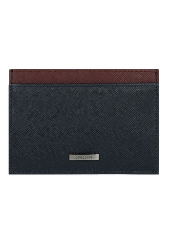 CROSSING black Crossing Ebony Card Case - Burgandy/Indian Ink 89CAFAC553B9CDGS_1