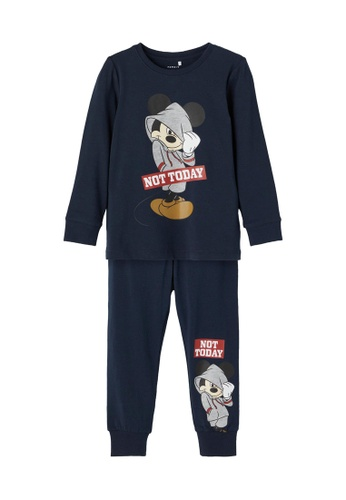 NAME IT navy Mickey Joakim Pyjamas D6CF6KA28F3F6AGS_1