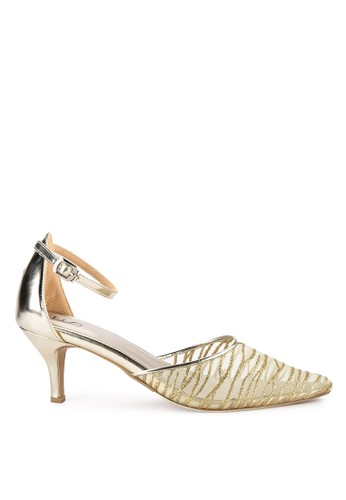 Farish Shoes gold Katryn 19F70SH74E6867GS_1