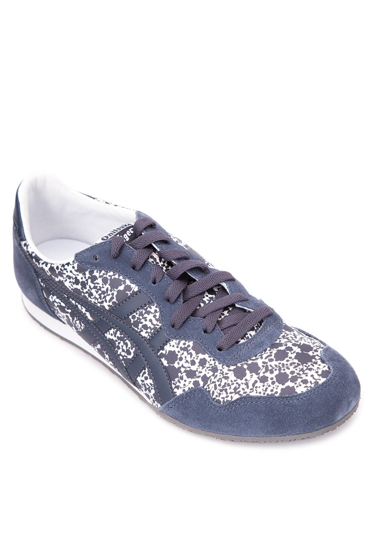 Serrano Lace-up Sneakers