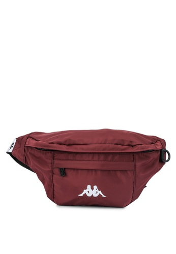 Kappa red Kappa Authentic Waist Bag C4B87AC13F1F64GS_1