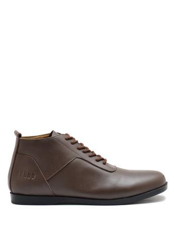 Brodo brown BRODO - Sepatu Pria Toraja Brown BS 397AFSHAF10A57GS_1