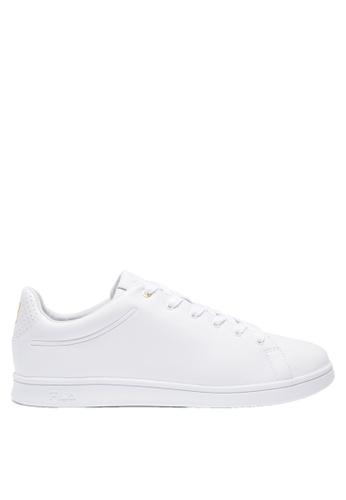 FILA white FHT TT-PURE COURT Sneaker 572C8SHD717644GS_1