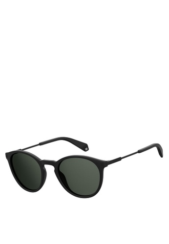 Polaroid black PLD 2062/S Sunglasses 9505BGL286D511GS_1