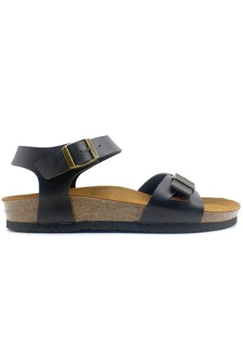SoleSimple black Naples - Black Sandals & Flip Flops B83A9SHFBB4423GS_1