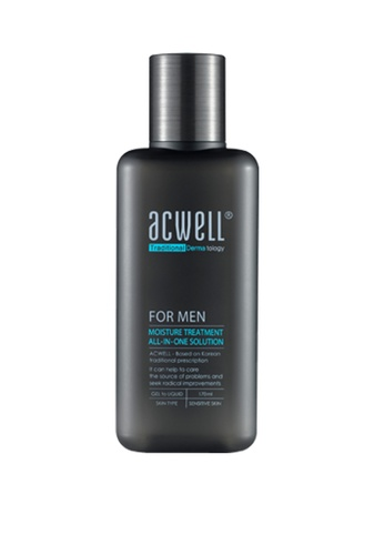 Acwell For Men Moisture Treatment All-In-One Solution AC673BE0F8R7SG_1