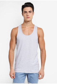 Washed Tank Top