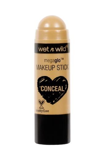 Wet N Wild beige Wet N Wild MegaGlo Makeup Stick Concealer - You're A Natural 901C1BE4781D45GS_1