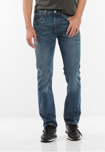 Levi's blue Levi's 501 Original Fit Jeans Men EA110AA99DDB20GS_1