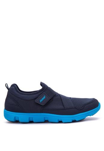 Jump navy Graze Sneakers JU701SH28YZJPH_1
