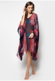 Glenda Cover Up-Dress