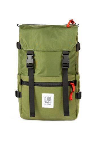 Topo Designs green Topo Designs Rover Pack C28F2AC4B19B0FGS_1