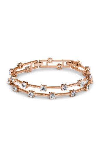 Her Jewellery yellow Bonding Bracelet RG - Gelang Crystal Swarovski by Her Jewellery 05EBDAC6DDDD7AGS_1