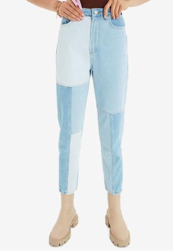 Trendyol blue Blue Jeans 80A43AAAF41EACGS_1