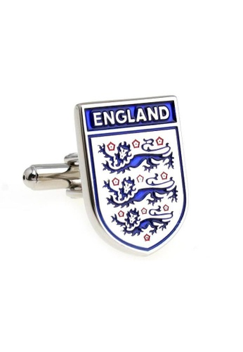 The Little Link Cufflinks blue England Football Team cufflinks TH089AC0FSVJSG_1