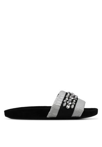 Call It Spring blue Afeide Sandals 92842SH4AB657FGS_1
