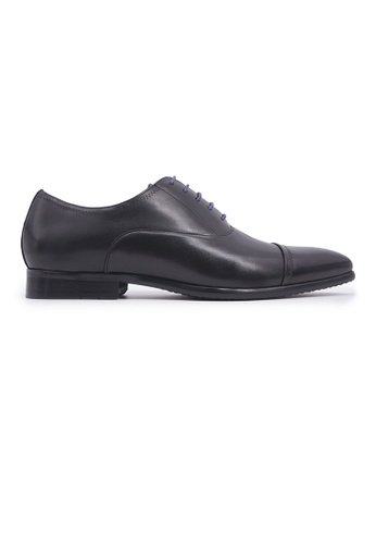 Rad Russel black Rad Russel Lace-up Oxford - Black 75620SHDD30FD9GS_1