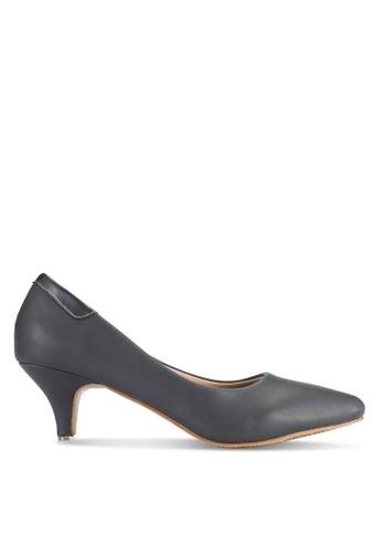 Alfio Raldo grey Pointed Toe Heels AL803SH0R9OVMY_1