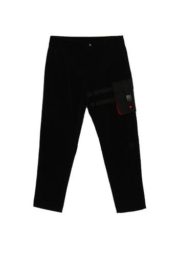 ADIDAS 黑色 cny woven pants 8203EAA954C289GS_1